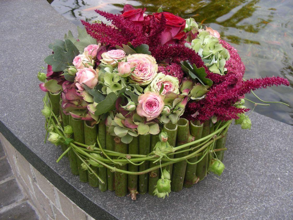 Arrangement Flowers Bloemenateljee St Tropez Gt Bloemstukken